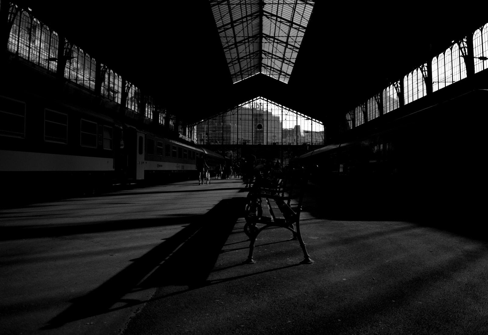 Budapeszt, dworzec Nyugati