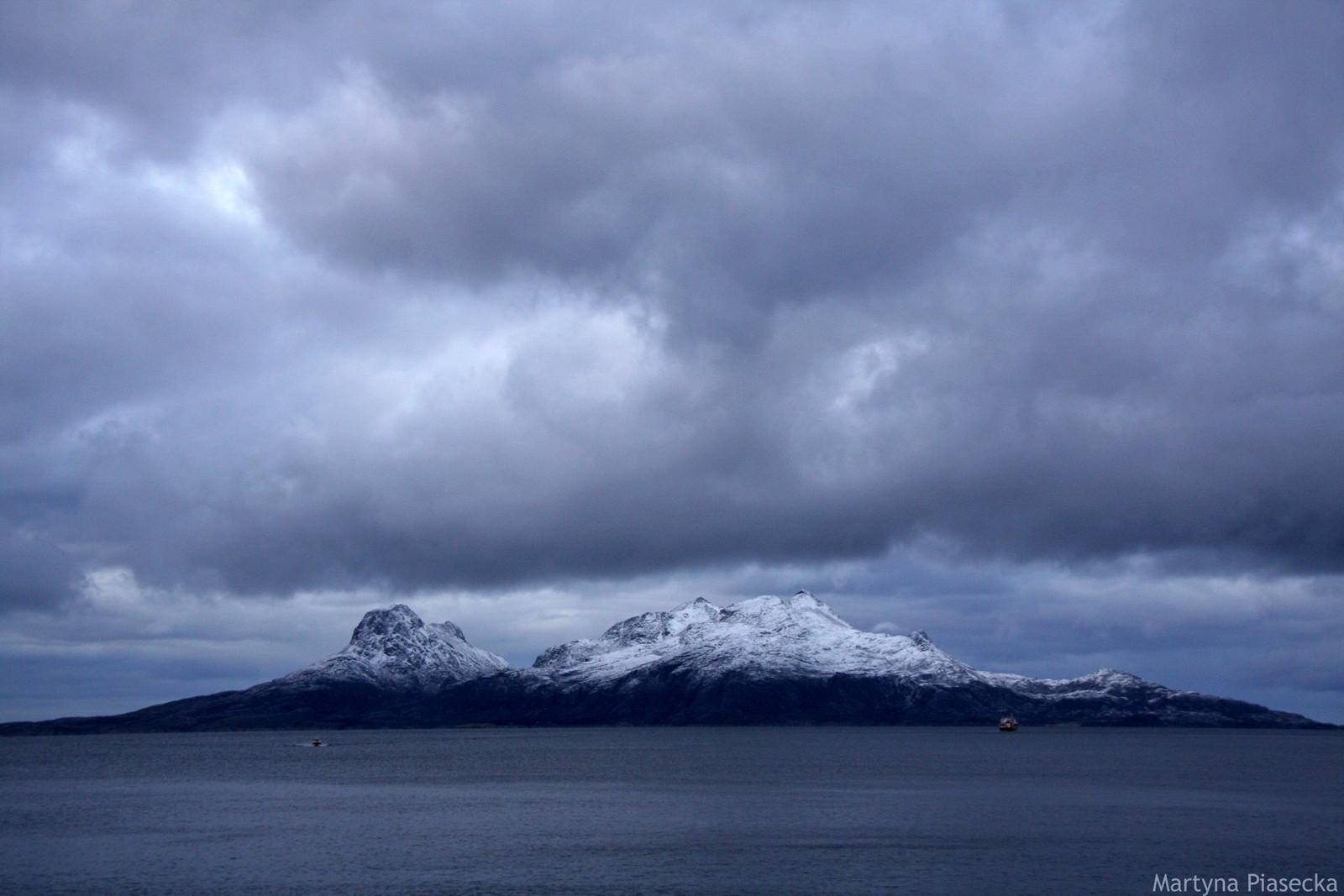 Zdjęcia z podróży po północnej Norwegii