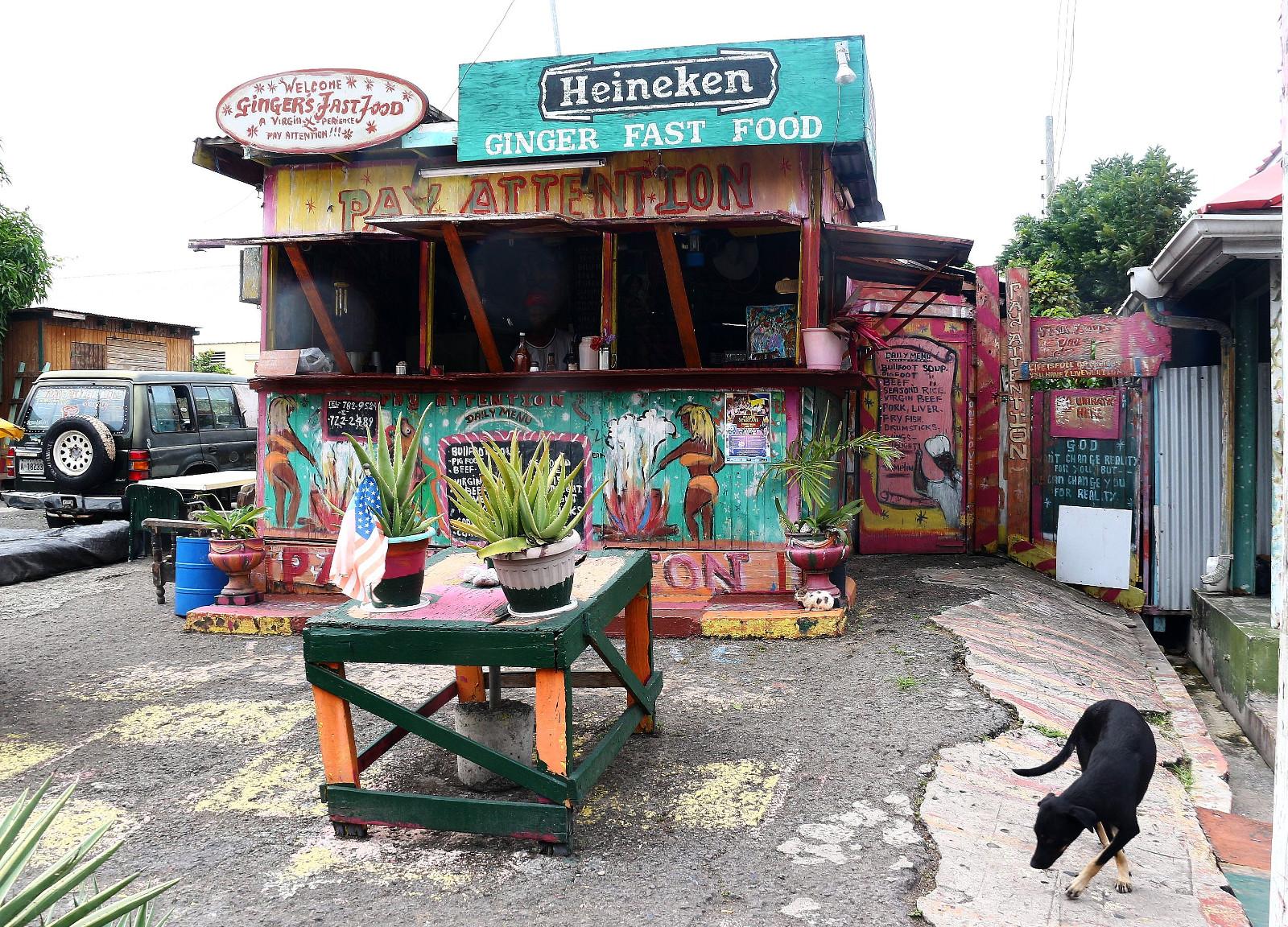 Antigua i Barbuda - zdjęcia z podróży po Karaibach