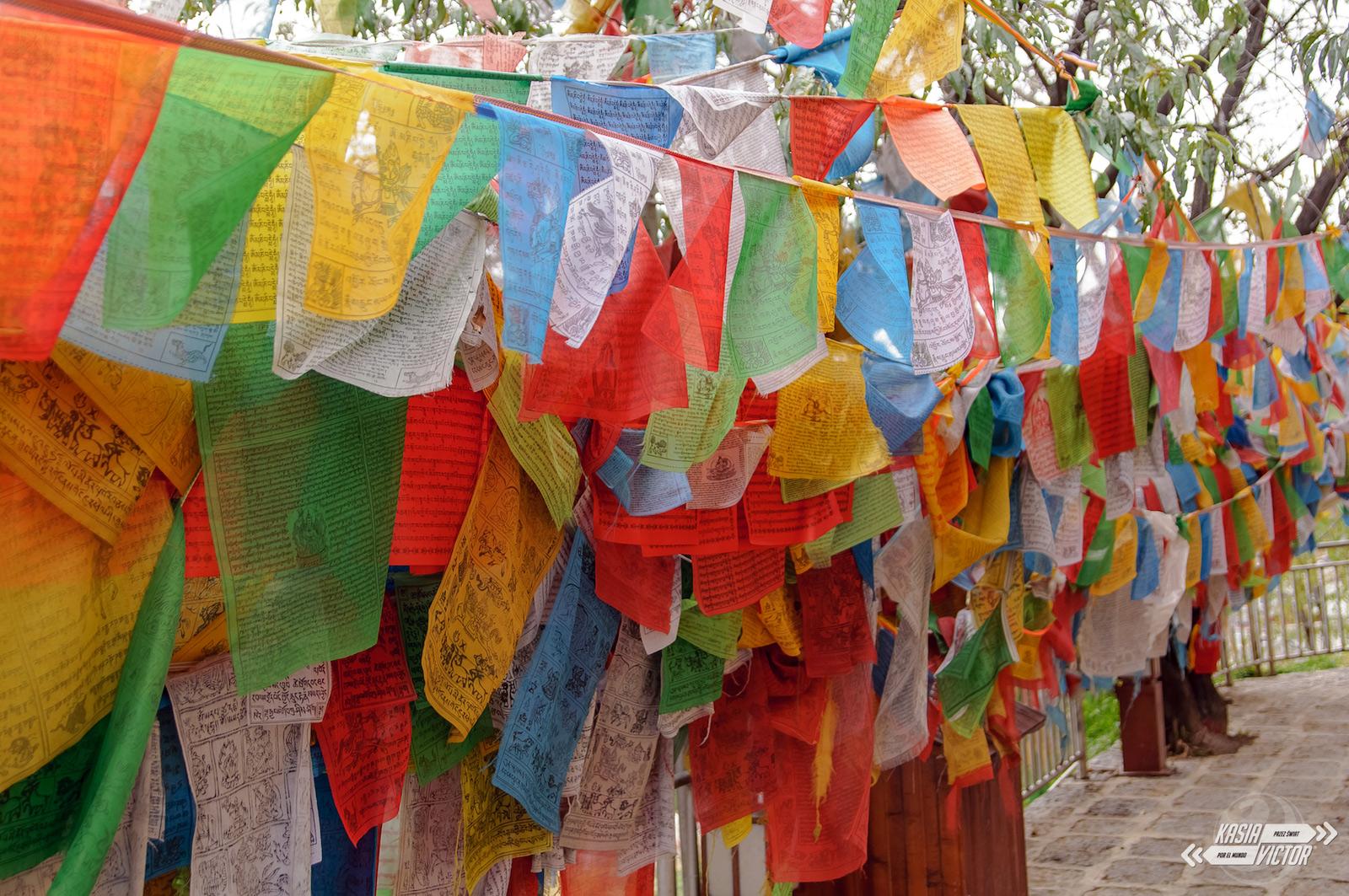 Chiny Shangri La na tybetańskim szlaku